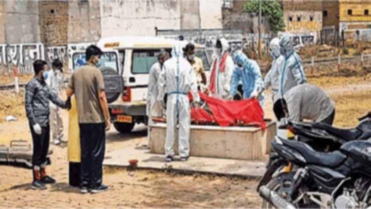 रोजेदार मुस्लिम भाइयों ने करवाया ब्राह्मण महिला का अंतिम सरकार