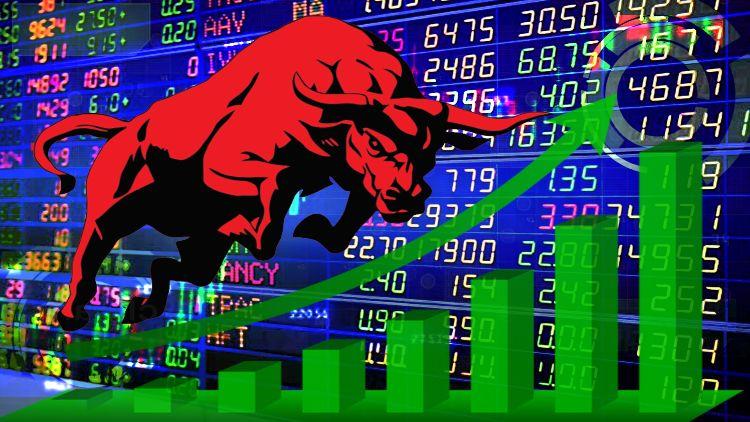 बाजार ने पकड़ी रफ्तार (फोटोः आइएएनएस)