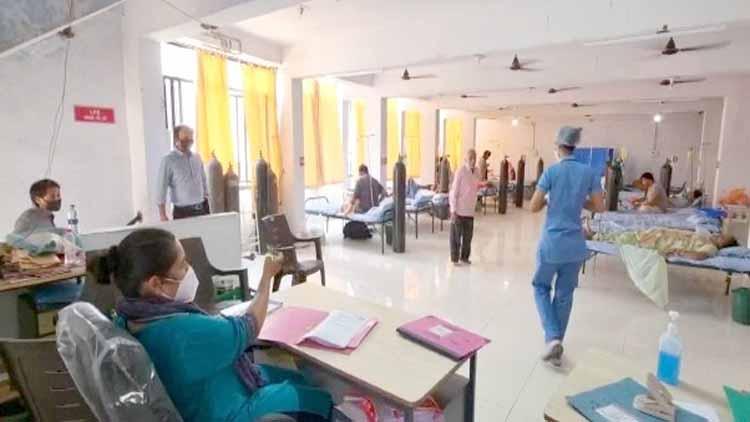 मुस्लिम संस्थाओं ने वडोदरा में शुरू किए दो कोविड केयर सेंटर