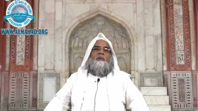 मौलाना खालिद सैफुल्लाह रहमानी