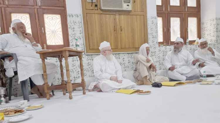 दारुल उलूम की मजलिस-ए-शूरा की पांचवें चरण की बैठक