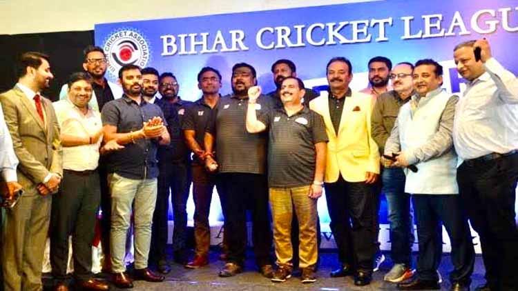 बिहार क्रिकेट लीग में पहली हुई खिलाड़ियों की ऑक्सन