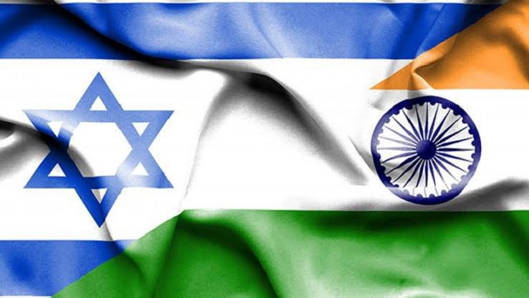 India Stands With Israel