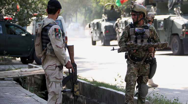 काबुल में ईद पर भी दहशतगर्दी