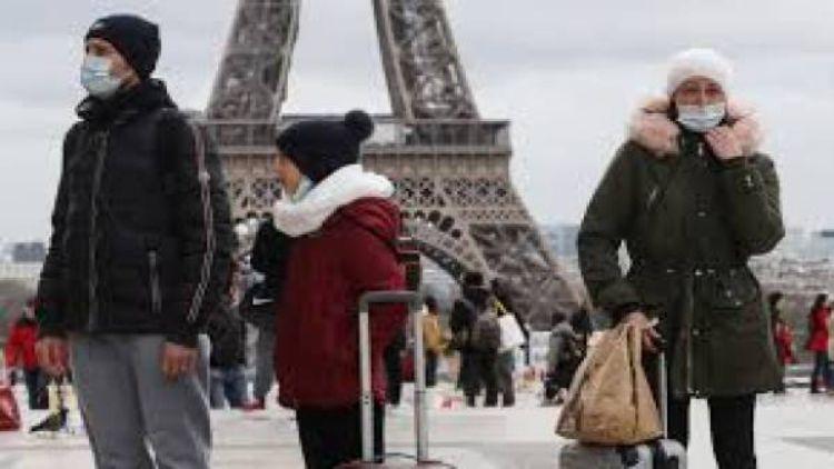 फ्रांसः फिलीस्तीनियों के समर्थन में प्रदर्शनों पर रोक