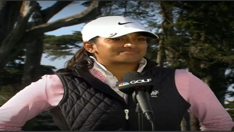 महिला गोल्फ मेघा गन्ने