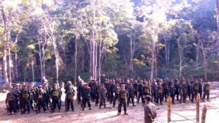 म्यांमार सेना की ग्रामीणों से झड़प, 20 की मौत