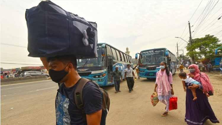 बांग्लादेश में लॉकडाउन बढ़ा, पाबंदियां और सख्त