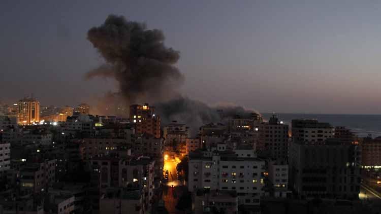 इजरायल ने सीरिया पर किया हमला, 8 की मौत