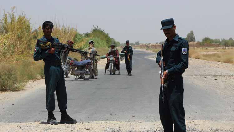 काबुल में तालिबानी हमला, आठ पुलिसकर्मियों की मौत