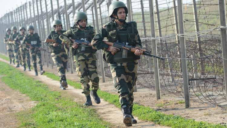 भारत ने बांग्लादेश को लौटाए 577 घुसपैठिए