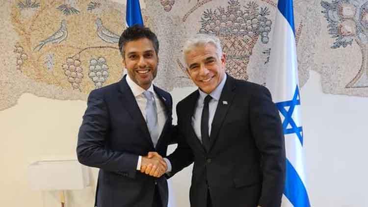 नए इजरायली विदेश मंत्री अपने पहले दौरे में यूएई जाएंगे