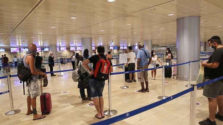 रूस जा रही फ्लाइट से आठ इजरायली यात्रियों को उतारा