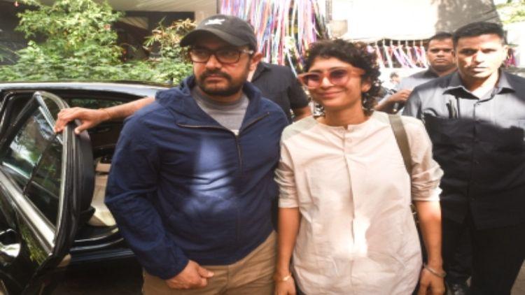 आमिर खान और किरन ने एक दूसरे से अलग होने का फैसला किया