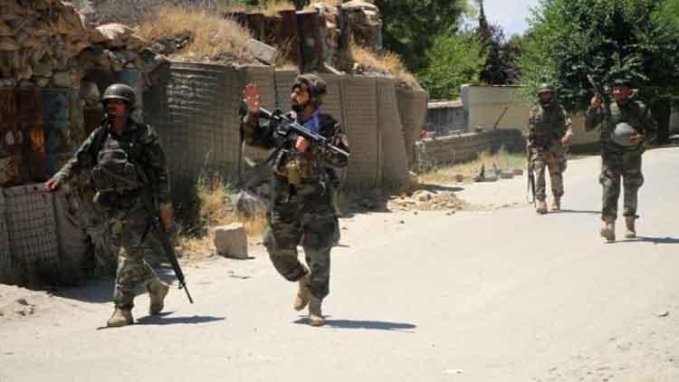 अफगानिस्तान में तीन नागरिक और 24 तालिबानी मारे गए