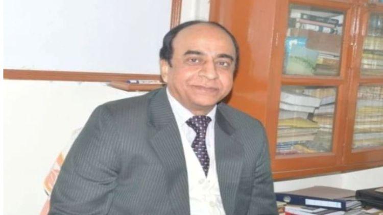 जेएन कॉलेज नेहरा दरभंगा में प्रो. अबुल कलाम कासमी के दुखद निधन पर शोक सभा