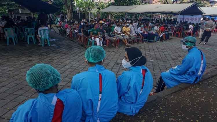 458 इंडोनेशियाई डॉक्टरों की मौत