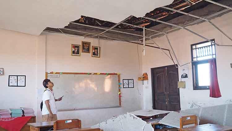 इंडोनेशिया में भूकंप
