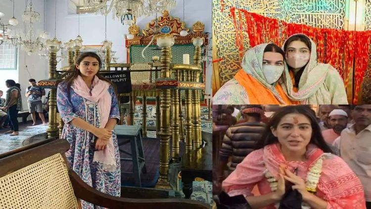 सारा अली खानः क्या यह बाॅलीवुड में धर्मनिरपेक्षता की  ब्रांड एंबैस्डर हैं