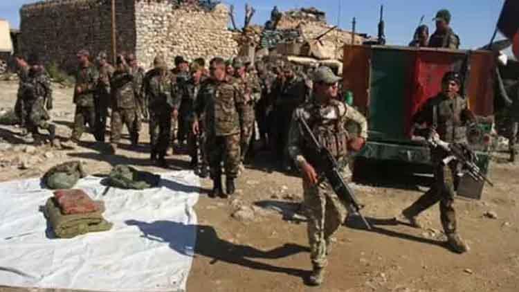 53 तालिबानी मारे गए