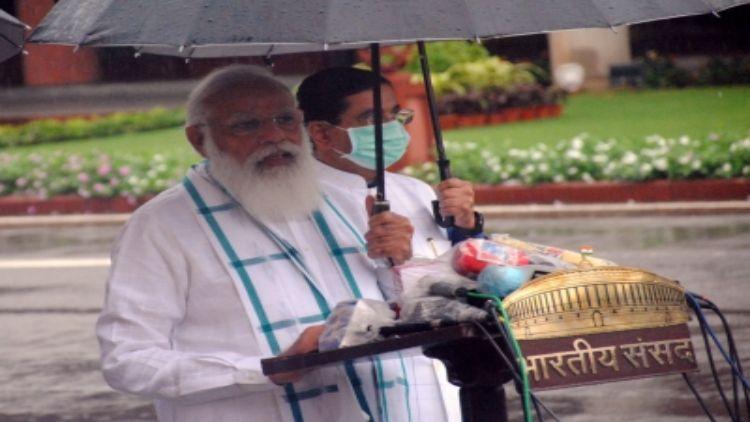 कांग्रेस को अपनी नहीं बीजेपी की ज्यादा चिंता: प्रधानमंत्री