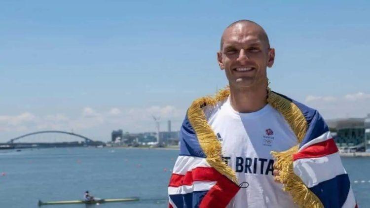टोक्यो 2020ः सबिही ओलंपिक उद्घाटन समारोह में ब्रिटिश झंडा फहराने वाले पहले मुस्लिम बने