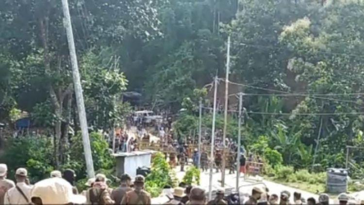 असम-मिजोरम सीमा विवाद हुआ हिंसक, मुख्यमंत्रियों ने केंद्र से हस्तक्षेप की मांग की