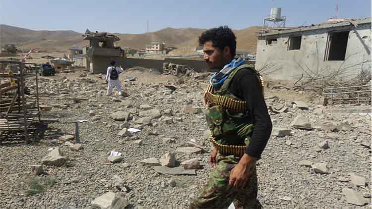 तालिबान ने एक और अफगान प्रांतीय राजधानी पर किया कब्जा