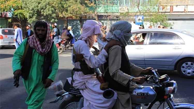 अफगानिस्तान में युद्ध समाप्ति की घोषणा
