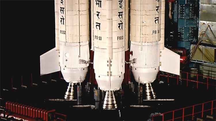 भारी रॉकेट पर काम शुरू