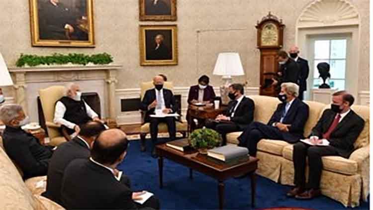 भारत-अमेरिकी संबंध '5टीएस' साझेदारी पर आधारित होंगे