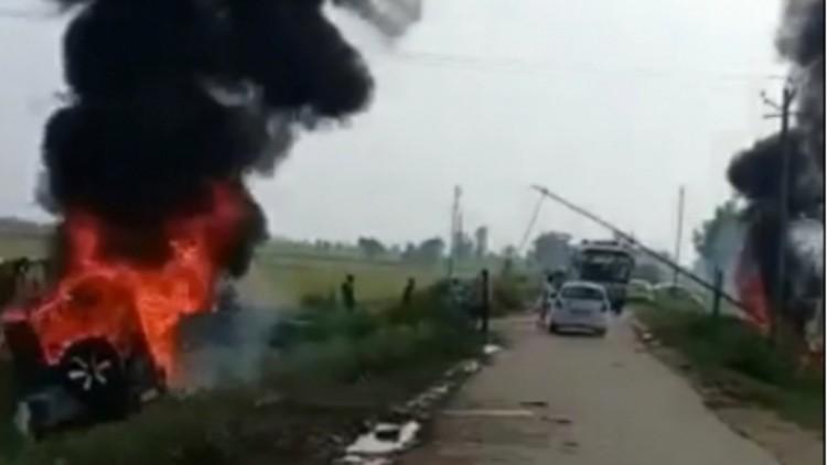 लखीमपुर हिंसा: राष्ट्रीय अल्पसंख्यक आयोग ने लिया स्वत: संज्ञान