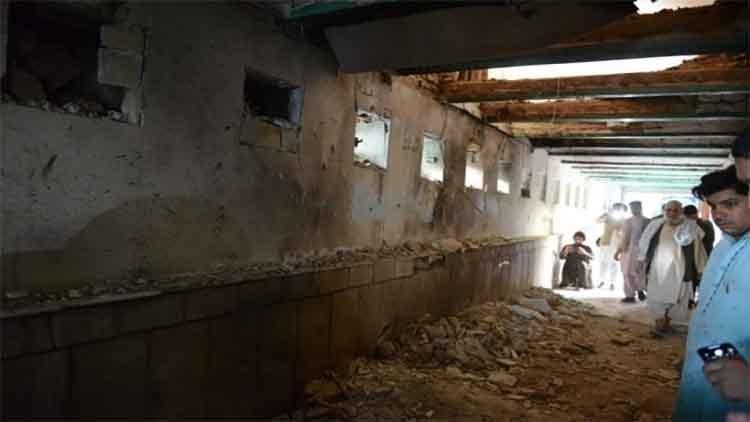 आईएस ने कंधार मस्जिद बम विस्फोटों की ली जिम्मेदारी