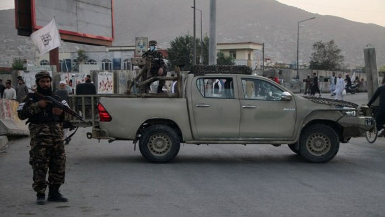 आईएस के 50 आतंकियों ने किया सरेंडरः तालिबान