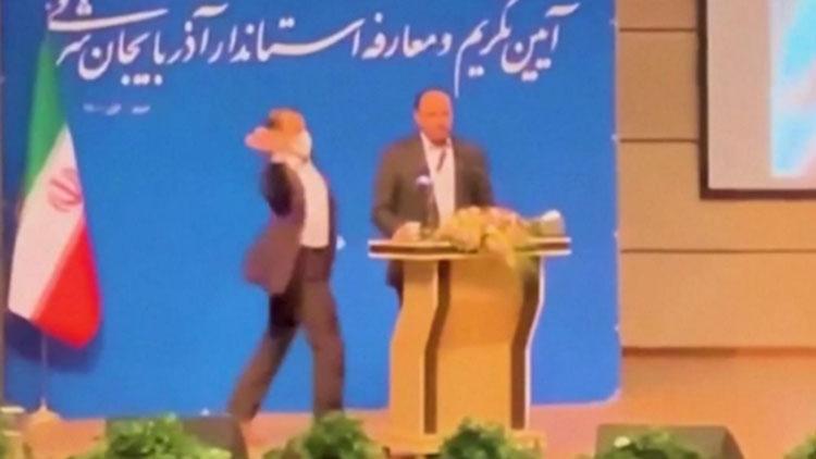 ईरानः मर्द ने बीबी को लगाई वैक्सीन, नाराज पति ने गवर्नर को जड़ा थप्पड़