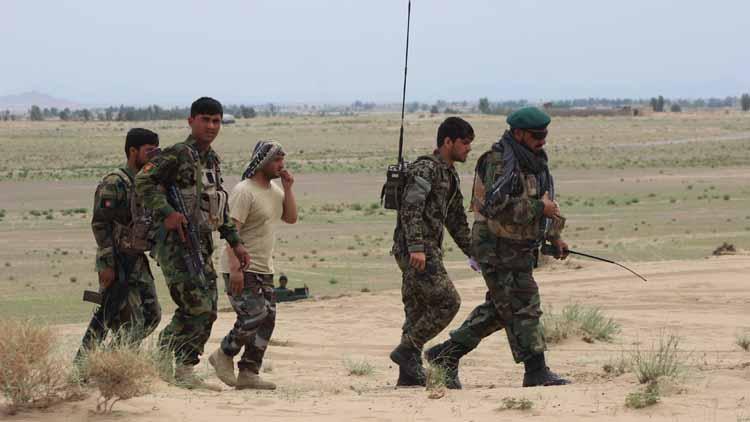 अफगान सुरक्षा बल