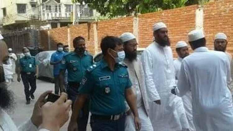 हिफाजत आतंकी मामूनुल गिरफ्तार