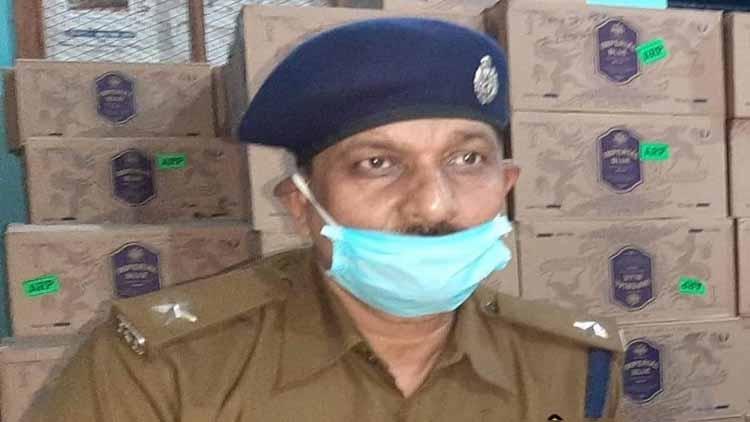 पुलिस इंस्पेक्टर अश्विनी कुमार