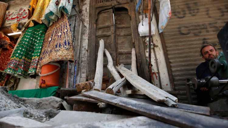 पाकिस्तान के रावलपिंडी स्थित हिंदू मंदिर हमलावरों ने की तोड़फोड़