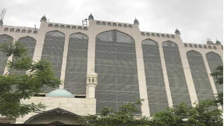 शाहीन बाग जामा मस्जिद