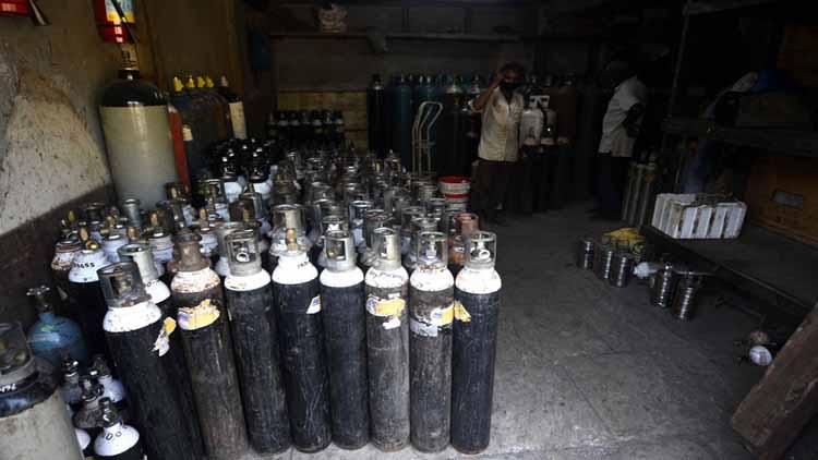 हरियाणा में बढ़ी मेडिकल ऑक्सीजन की आपूर्ति