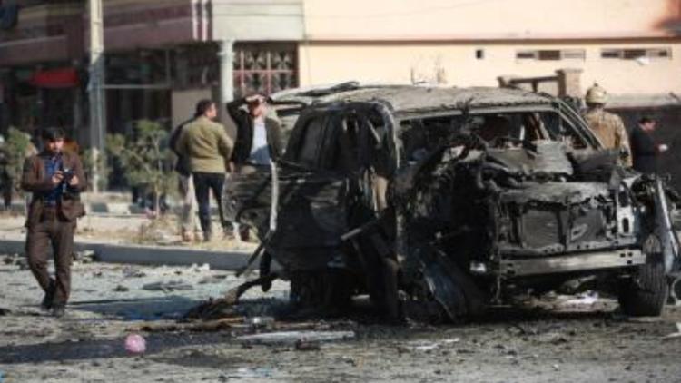 काबुल में कई विस्फोट, पुलिस अधिकारी की मौत, 6 घायल