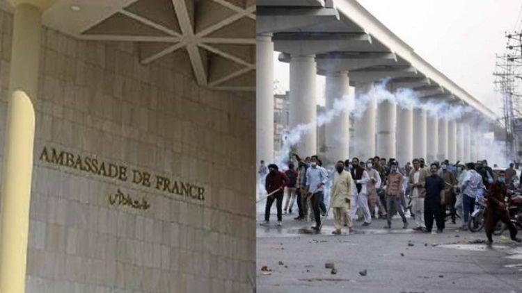 पाकिस्तान में तहरीक-ए-लबैक पर प्रतिबंध का फ्रांस पर असर