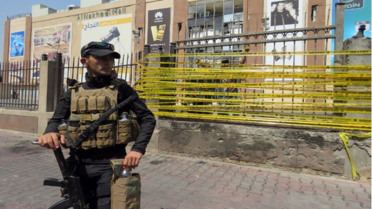 इराक में सुरक्षा कड़ी