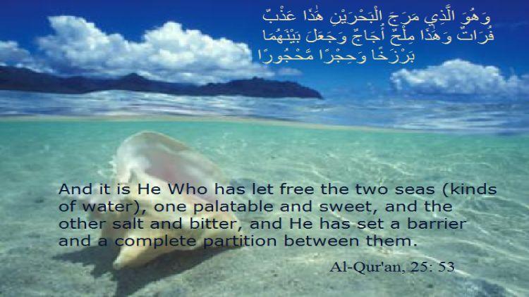 कुरान के नजरिए से पानी का महत्व
